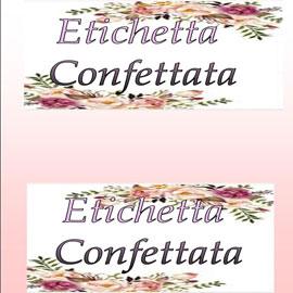 Etichetta Confettata